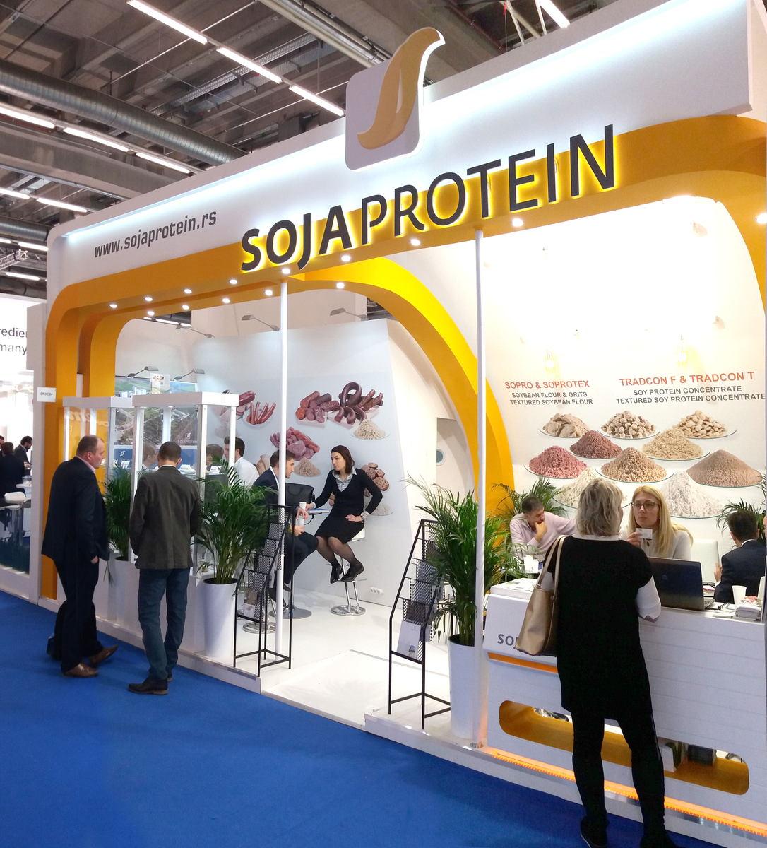 Sojaprotein